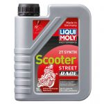 Liqui Moly Fully Synthetic 2-Stroke Scooter Street Race Oil